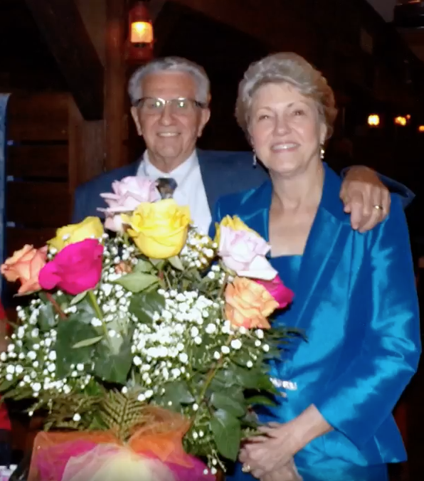 On July 15, Sylvia and Garland Foushee celebrated 50 years of marriage.