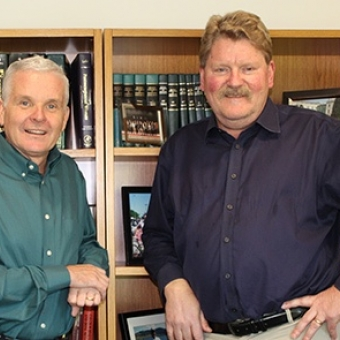 Donald P. McDonnell, PhD and Christopher B. Newgard, PhD