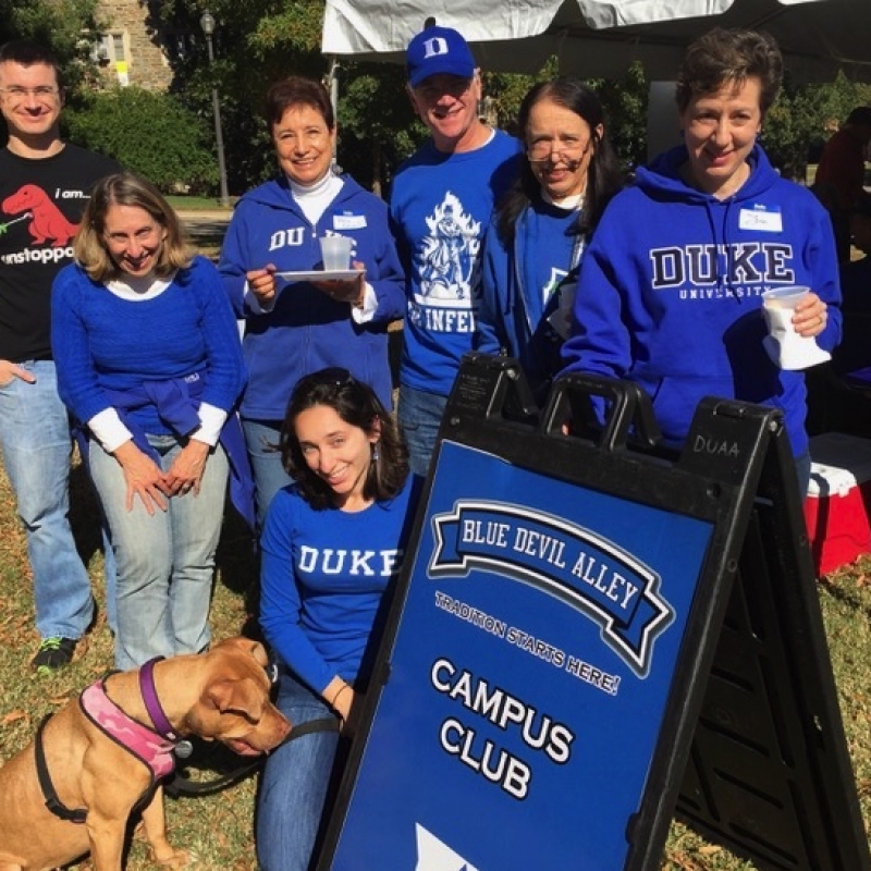 Duke Campus Club Tailgate